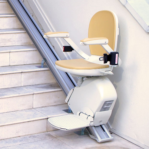 SAN FRANCISCO CA STAIRLIFT STAIRWAY STAIRCASE CHAIRLIFT