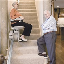 San Francisco Stair Lifts, Bruno Elite SRE 2010 Indoor Straight