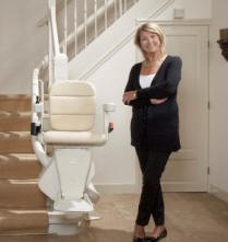 san jose handicare stair lift curved handycare chair