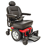 Select 600 Pride Jazzy Electric Wheelchair Powerchair phoenix az scottsdale sun city tempe mesa are glendale chandler peoria gilbert chandler surprise 