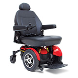 select elite 14 Pride Jazzy Electric Wheelchair Powerchair phoenix az scottsdale sun city tempe mesa are glendale chandler peoria gilbert chandler surprise 